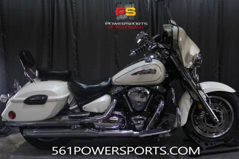 2012 Yamaha Road Star Silverado S for sale at Powersports of Palm Beach in South Lee FL