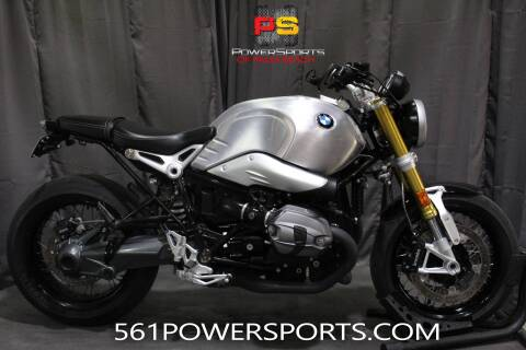 2016 BMW R nineT for sale at Powersports of Palm Beach in Hollywood FL