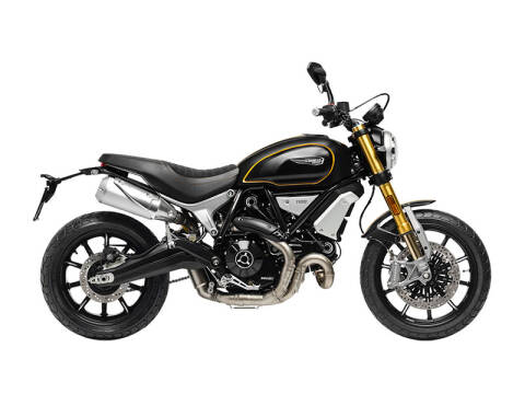 2018 Ducati Scrambler 1100 Sport for sale at Powersports of Palm Beach in South Lee FL