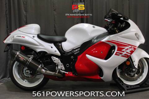 2018 Suzuki Hayabusa for sale at Powersports of Palm Beach in South Lee FL