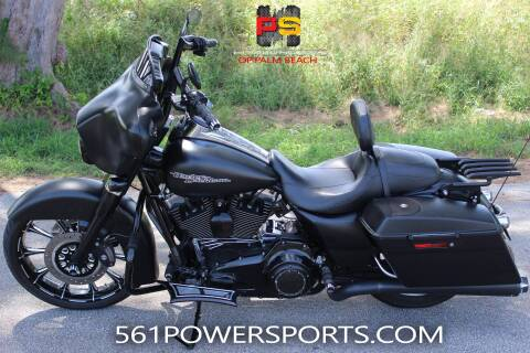 2013 Harley-Davidson Street Glide® for sale at Powersports of Palm Beach in South Lee FL