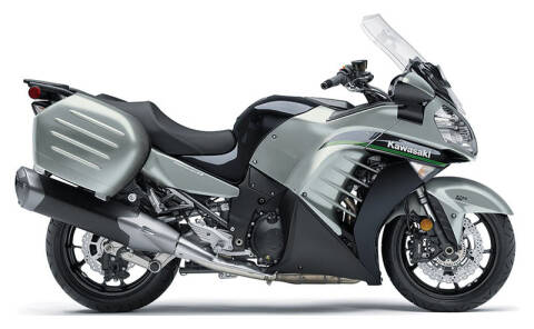 2019 Kawasaki Concours 14 ABS for sale at Powersports of Palm Beach in South Lee FL