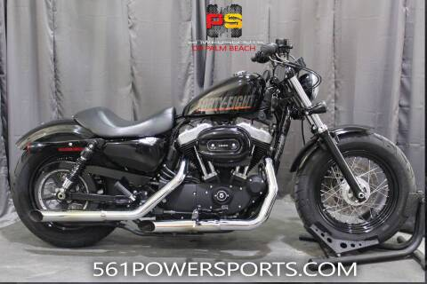 2015 Harley-Davidson Forty-Eight® for sale at Powersports of Palm Beach in Hollywood FL