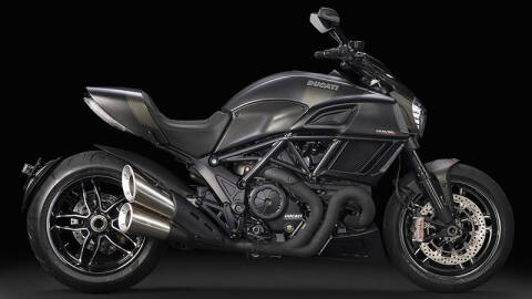 2017 Ducati Diavel Carbon for sale at Powersports of Palm Beach in Hollywood FL