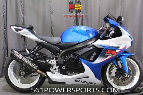 2013 Suzuki GSX-R600™ for sale at Powersports of Palm Beach in South Lee FL