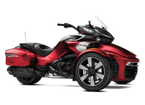 2017 Can-Am Spyder F3-T SE6 for sale at Powersports of Palm Beach in South Lee FL