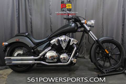2017 Honda Fury for sale at Powersports of Palm Beach in South Lee FL
