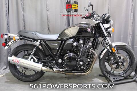 2014 Honda CB1100 for sale at Powersports of Palm Beach in South Lee FL