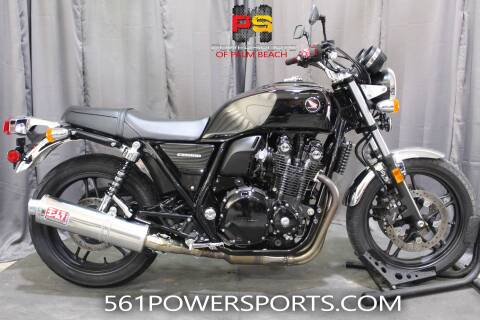 2014 Honda CB1100 for sale at Powersports of Palm Beach in Hollywood FL