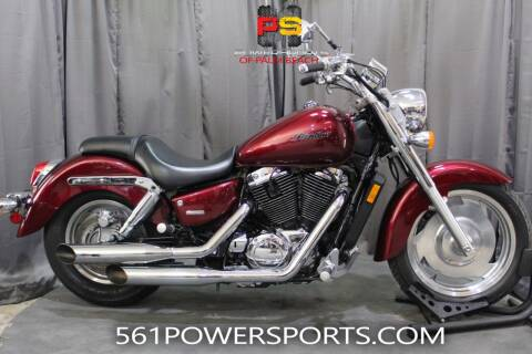 2007 Honda Shadow Sabre™ for sale at Powersports of Palm Beach in South Lee FL