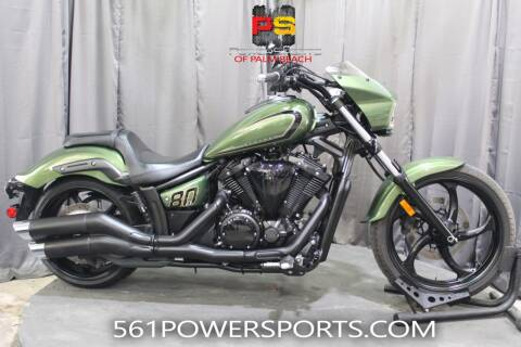 2015 Yamaha Stryker Bullet Cowl for sale at Powersports of Palm Beach in South Lee FL