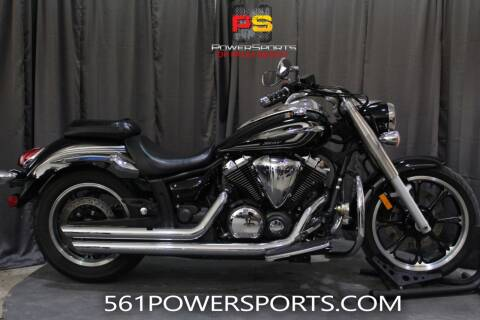 2015 Yamaha V-Star for sale at Powersports of Palm Beach in South Lee FL