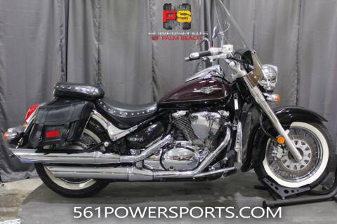 2012 Suzuki Boulevard C50T Classic for sale at Powersports of Palm Beach in South Lee FL