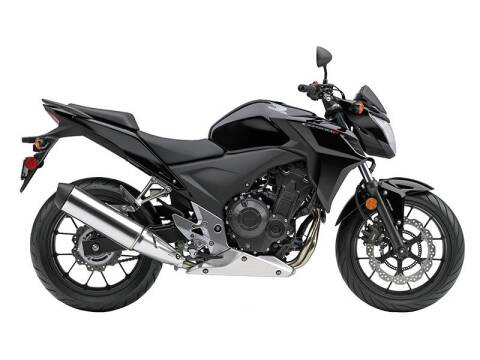 2014 Honda CB500F ABS for sale at Powersports of Palm Beach in Hollywood FL