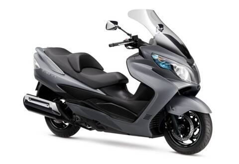 2016 Suzuki Burgman 400 ABS for sale at Powersports of Palm Beach in South Lee FL