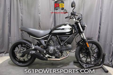 2016 Ducati Scramber Sixty2 for sale at Powersports of Palm Beach in Hollywood FL