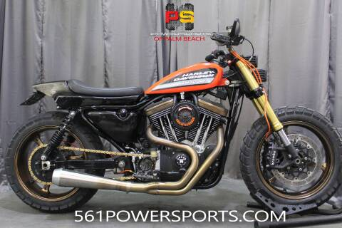 1993 Harley-Davidson XR1200 for sale at Powersports of Palm Beach in Hollywood FL