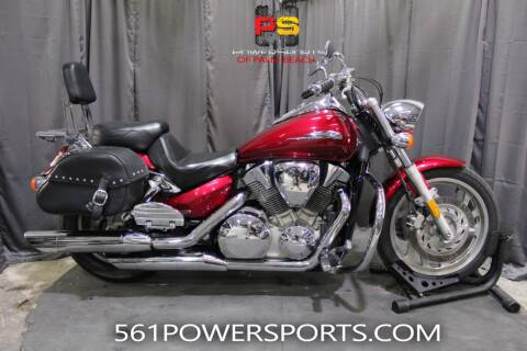 2004 Honda VTX Retro 1300 for sale at Powersports of Palm Beach in Hollywood FL