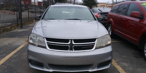2014 Dodge Avenger for sale at Magic Auto Sales - Cars for Cash in Dallas TX