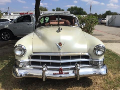 1949 Cadillac n/a for sale at Magic Auto Sales in Dallas TX