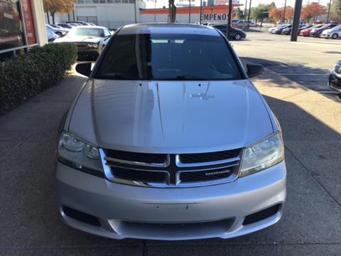 2012 Dodge Avenger for sale at Magic Auto Sales - Cars for Cash in Dallas TX