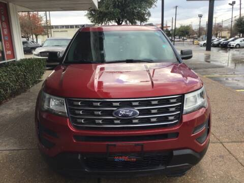 2016 Ford Explorer for sale at Magic Auto Sales in Dallas TX