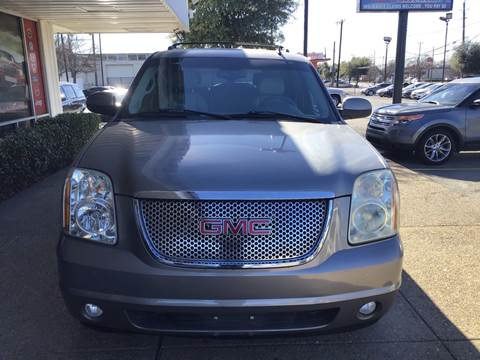 2007 GMC Yukon for sale at Magic Auto Sales - Cars for Cash in Dallas TX