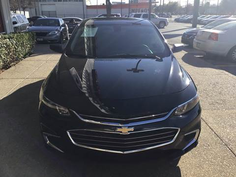 2018 Chevrolet Malibu for sale at Magic Auto Sales in Dallas TX