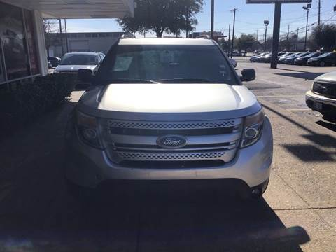 2012 Ford Explorer for sale at Magic Auto Sales - Cars for Cash in Dallas TX