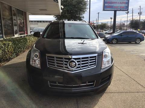 2015 Cadillac SRX for sale at Magic Auto Sales in Dallas TX
