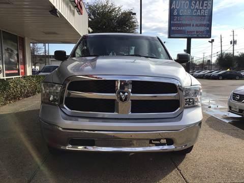 2017 RAM Ram Pickup 1500 for sale at Magic Auto Sales in Dallas TX