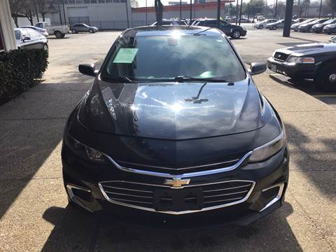 2016 Chevrolet Malibu for sale at Magic Auto Sales in Dallas TX