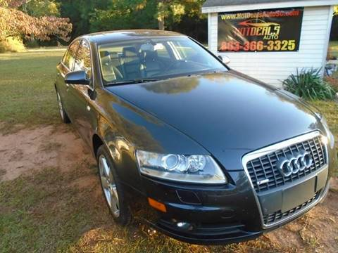 2008 Audi A6 for sale at Hot Deals Auto LLC in Rock Hill SC