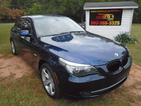 2008 BMW 5 Series for sale at Hot Deals Auto LLC in Rock Hill SC
