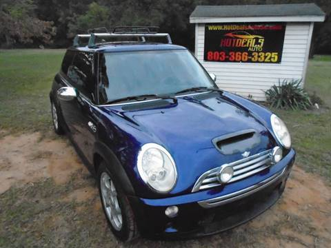 2006 MINI Cooper for sale at Hot Deals Auto LLC in Rock Hill SC