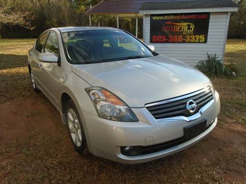 2009 Nissan Altima for sale at Hot Deals Auto LLC in Rock Hill SC
