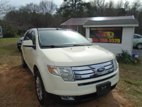 2007 Ford Edge SEL Plus for sale at Hot Deals Auto LLC in Rock Hill SC
