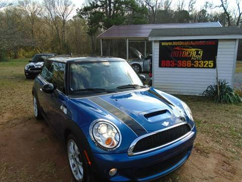 2008 MINI Cooper for sale at Hot Deals Auto LLC in Rock Hill SC