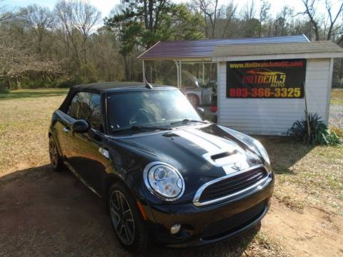 2009 MINI Cooper for sale at Hot Deals Auto LLC in Rock Hill SC