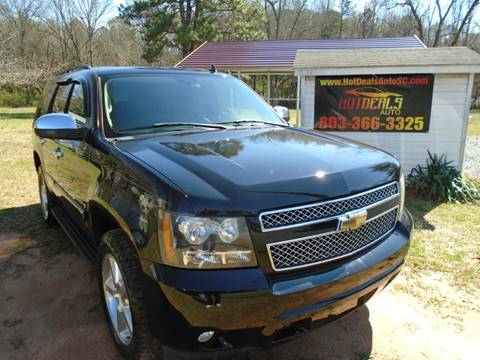 2008 Chevrolet Tahoe LTZ for sale at Hot Deals Auto LLC in Rock Hill SC