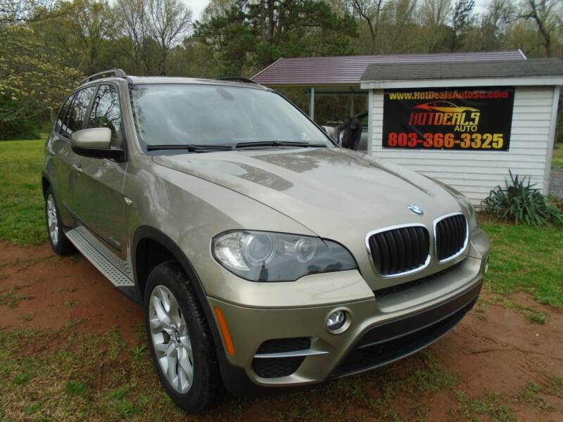 2011 BMW X5 for sale at Hot Deals Auto LLC in Rock Hill SC