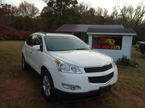 2011 Chevrolet Traverse for sale at Hot Deals Auto LLC in Rock Hill SC