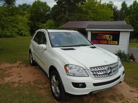 2008 Mercedes-Benz M-Class for sale at Hot Deals Auto LLC in Rock Hill SC