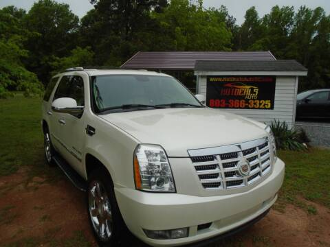 2008 Cadillac Escalade for sale at Hot Deals Auto LLC in Rock Hill SC