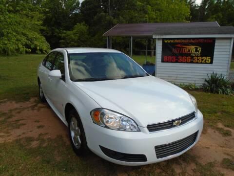 2010 Chevrolet Impala LT for sale at Hot Deals Auto LLC in Rock Hill SC