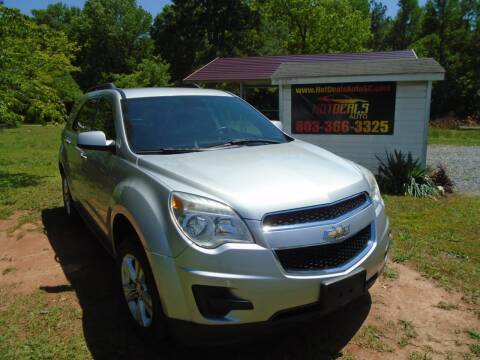 2014 Chevrolet Equinox for sale at Hot Deals Auto LLC in Rock Hill SC
