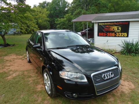 2007 Audi A4 for sale at Hot Deals Auto LLC in Rock Hill SC