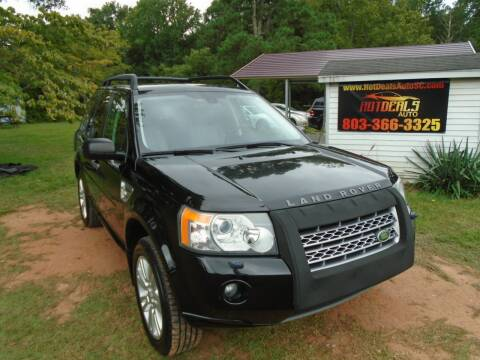 2010 Land Rover LR2 for sale at Hot Deals Auto LLC in Rock Hill SC