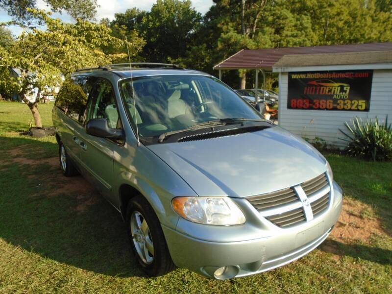 2006 Dodge Grand Caravan for sale at Hot Deals Auto LLC in Rock Hill SC