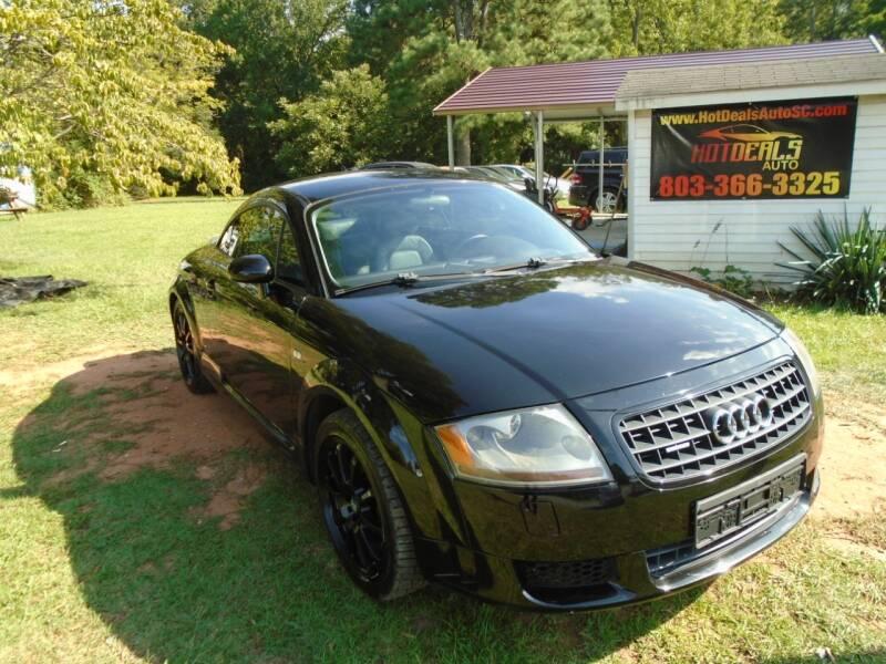 2005 Audi TT for sale at Hot Deals Auto LLC in Rock Hill SC